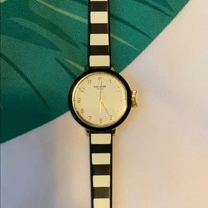 Kate Spade silicone Park Row Watch